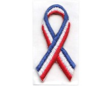 US Flag Awareness Ribbon