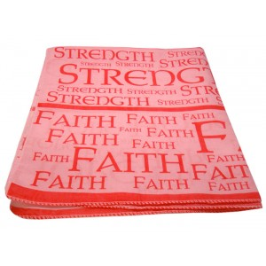 "Breast Cancer Awareness ""Strength and Faith"" Bandanas"