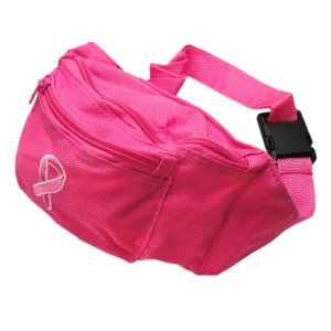 Pink Ribbon Fanny Pack - Pink Ribbon