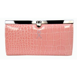 Pink Ribbon Wallet
