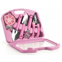 Pink Gardening Tools