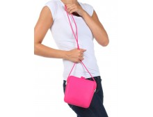 Pink Ribbon Jelly Bag