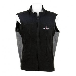 """Survivor"" Black Vest"