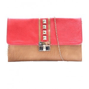Flap Top Clutch Bag