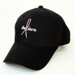 Pink Ribbon Believe Cap